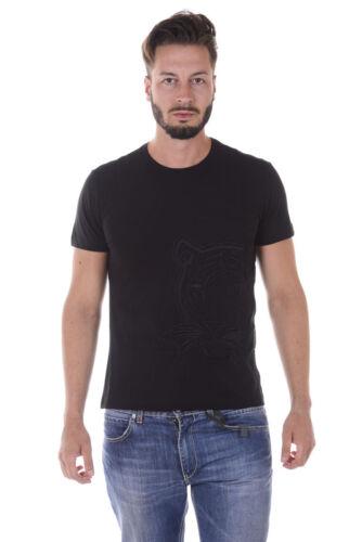 B3gqa770 Versace Noir shirt Slim shirt Y5d Coton Shirt Hommes T Sweat gCqHzHw
