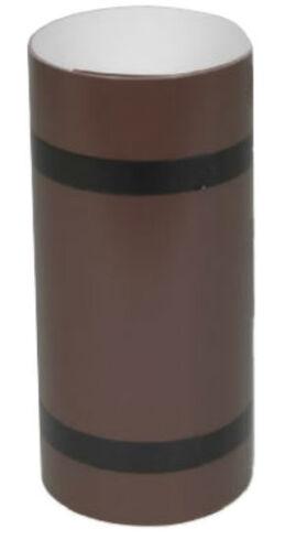 """White//Brown Amerimax 69410 Trim Coil 10/"""" x 10/'"""