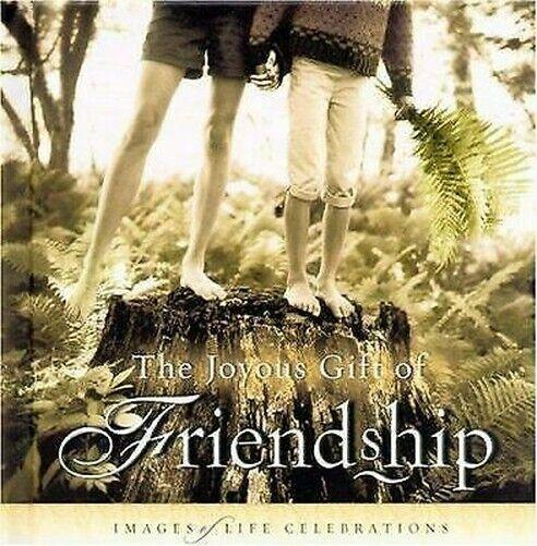 Joyous Geschenk Von Friendship Hardcover Neu Blatt Presse