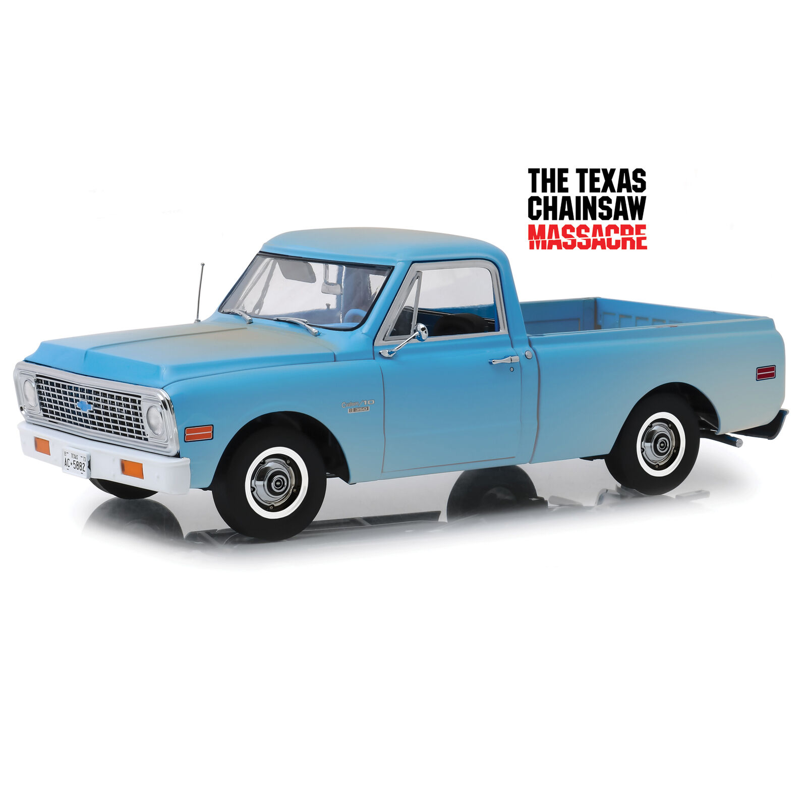 The Texas Chain Saw Massacre 1971 Chevrolet C10