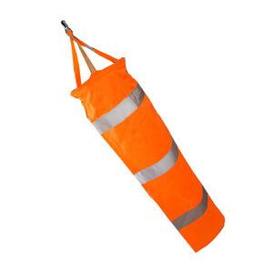 Outdoor-Safety-Sport-Airport-Flag-Wind-Socks-Windsock-Reflective-Belt-80CM