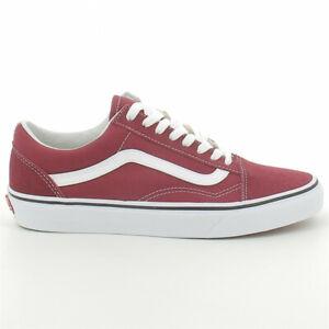 86f74a8be289e VANS Old Skool Rumba Red Mens Suede Skate Sneakers Shoes Kicks ...