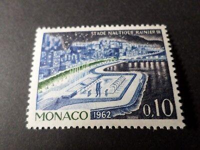 Unter Der Voraussetzung Monaco 1960 Briefmarke 539a,stadion Wassersport,neu Volumen Groß Monaco