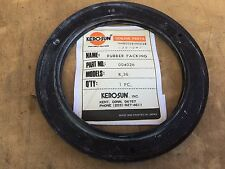 VINTAGE NOS KERO-SUN RUBBER PACKING RING DISC 004026  TO FIT RADIANT 36 KEROSUN