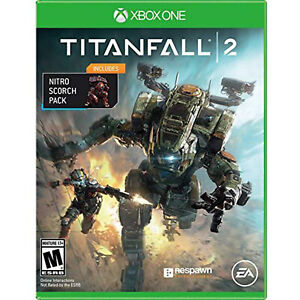 Microsoft-Xbox-One-Titanfall-2-Video-Game-with-Bonus-Nitro-Scorch-Pack-DLC