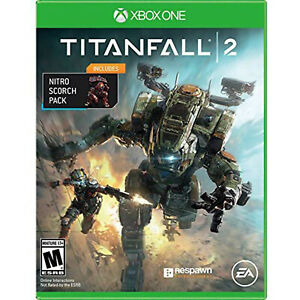 Microsoft-Xbox-One-Titanfall-2-Jeu-Video-avec-bonus-Nitro-Scorch-Pack-Contenu-Telechargeable