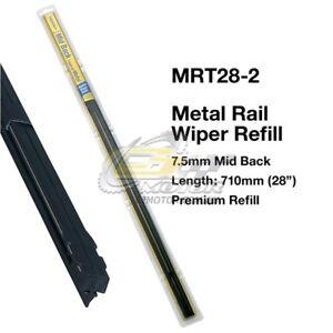 TRIDON-WIPER-METAL-RAIL-REFILL-PAIR-FOR-Mercedes-S-Class-W140-09-93-12-99-28-034
