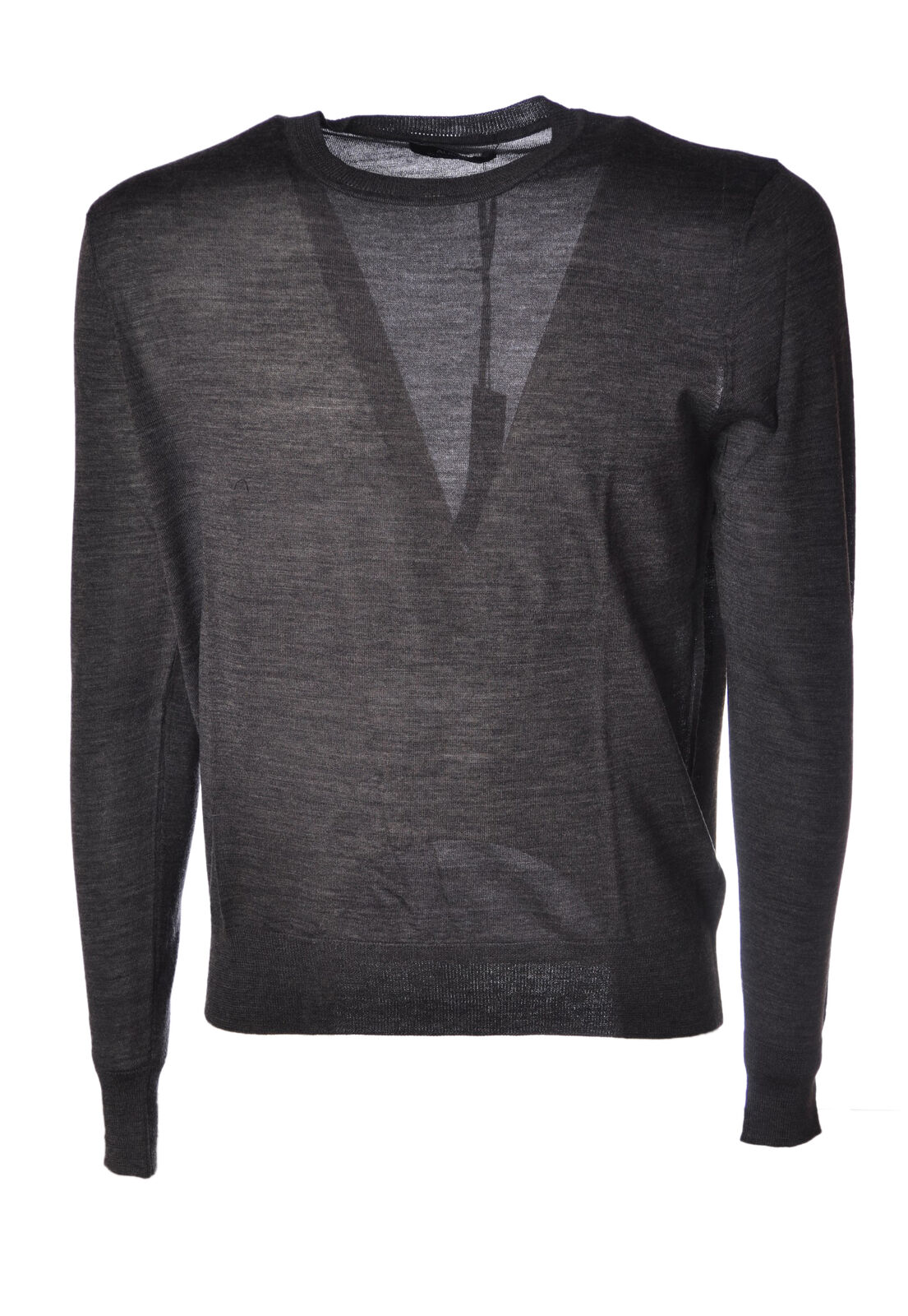 Alpha  -  Sweaters - Male - Grau - 4566523A184525