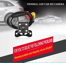 Car Rear View Reverse Backup Camera12V Waterproof LED Parking Cam Night Vision