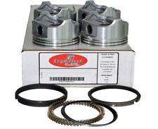 Piston & Ring Kit Acura Honda GSR B18C1 B18C5 Dome 1997-2001 Enginetech