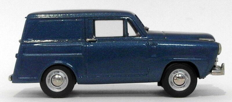 US Model Mint 1 43 Scale Scale Scale US36 - 1951 Crosley Sedan Delivery - Metallic bleu a417f4
