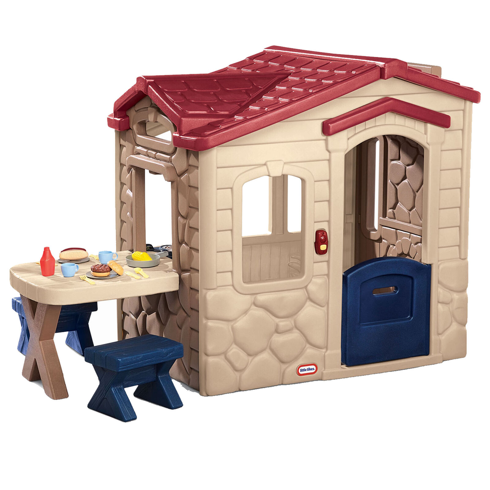 Garden Girls Playhouse Playhouse Playhouse Sweetheart Patio Picnic Special Gift Outdoor Pretend Game 44ffb5