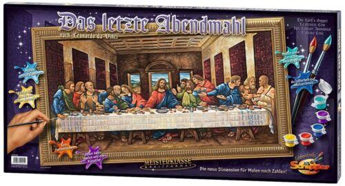 Das Letzte Abendmahl Schipper 609220441 Malen Nach Zahlen Neu