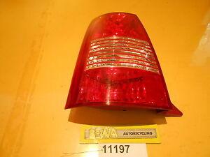 Ruecklicht-hinten-links-Kia-Picanto-Bj-2005-Nr-11197-E