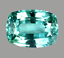 thumbnail 2 - AAA 34.00 Ct Natural Bi-Color Flawless Parti Sapphire Cushion CERTIFIED Gemstone