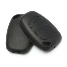 Remote Button Key Fob Case Shell Cover For Renault Opel Vauxhall Nissan Vivaro