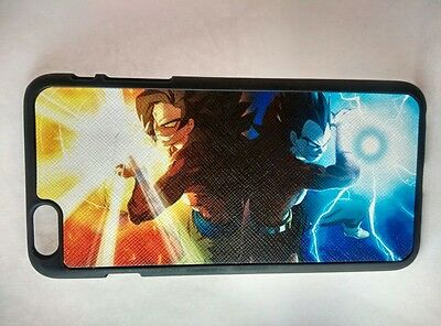 USA Seller Apple iphone 6 /& 6S Anime Phone case DBZ Dragon Ball Z Goku /& Vegeta