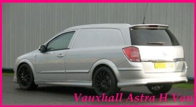 Roof Spoiler Wing Fits Vauxhall Opel Astra MK5 H Estate