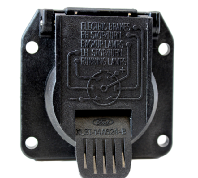 Umbra Rimorchi Fixed Swan Neck Towbar with 7 pin Electrics for Seat Altea XL MPV 2006 On UT330COR20ZFM//WU200UK1