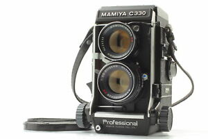 Exc-5-Mamiya-C330-Pro-TLR-105mm-f-3-5-Blue-Dot-Lens-from-JAPAN