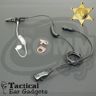 Tactical Ear Gadgets™ Hawk Lapel Mic Replacement Amplifier Kit w// Audio Tube