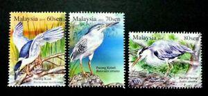 SJ-Malaysia-Herons-amp-Bitterns-2015-Migratory-Birds-Animal-Wildlife-stamp-MNH