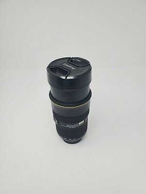 Camera Lens Coffee Mug Cup 13.6oz Food-Grade Stainless Steel Travel Photography