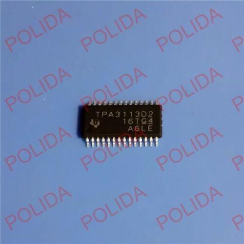 1PCS AUDIO POWER AMPLIFIER IC TI HTSSOP-28 TPA3113D2 TPA3113D2PWP TPA3113D2PWPR