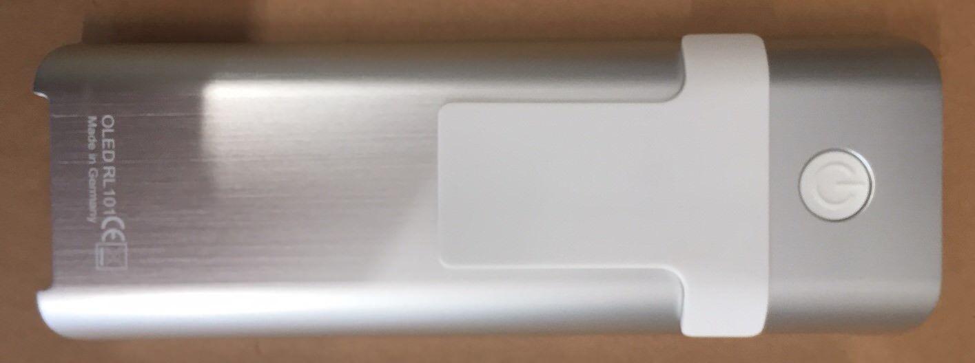 Osram oledrl 101 lampe de poche Leselicht Lampadaire Lampadaire Lampadaire Liseuse Blanc Chaud USB encore Chargeable 8e8a4a