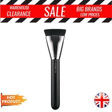 MAC 163 Flat Top Contour Brush Face Makeup Foundation Tool - BRAND NEW UK Seller