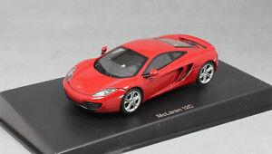 McLaren MP4-12C Baujahr 2011 schwarz metallic 1:43 AUTOart