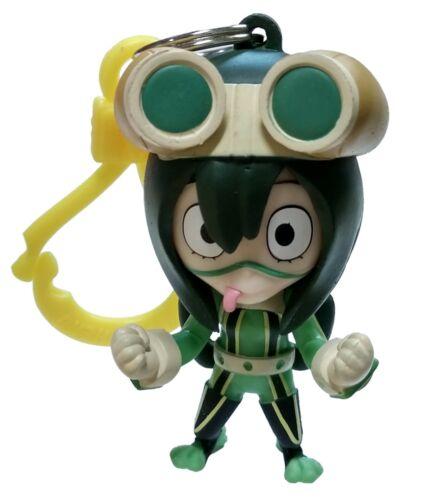 Loose My Hero Academia Backpack Clips Tsuyu Asui Minifigure