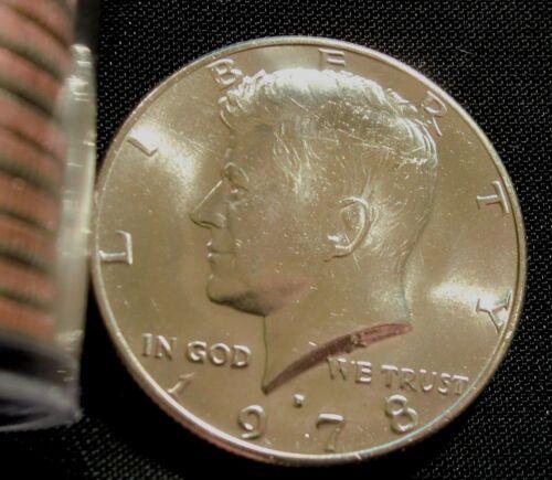 1978-D 50C Kennedy Half Dollar BU