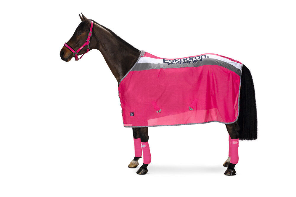Eskadron Fly Rug Pro Cover (R.E.S.R. SS19) PINKHOLIC