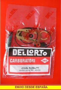 Dellorto PHF Kit de Reparacíon Carburador 52514-77  Laverda Moto Guzzi