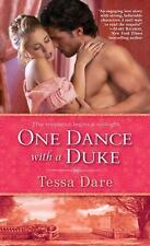 One Dance with a Duke by Dare, Tessa, Good Book