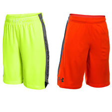 Under Armour Boys Rival Graphic Fleece Shorts Youth Medium MSRP $35 YMD