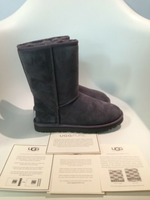 UGG Australia Classic Short II Grey Boot Women's sizes 5-11/36-42 NEW!!!