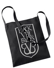 Official Black Veil Brides Shield Logo Tote Bag Rock Band Inferno Badge BVB