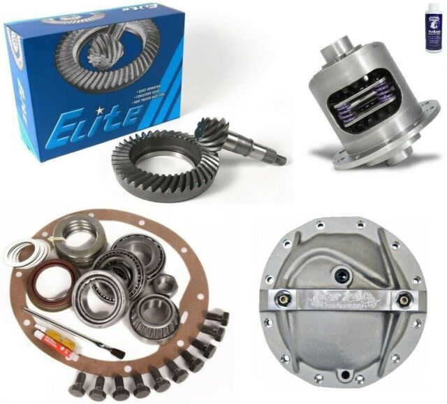 PLATINUM PERFORMANCE GM 8.875 inch 12 BOLT CAR 3.55 RING AND PINION