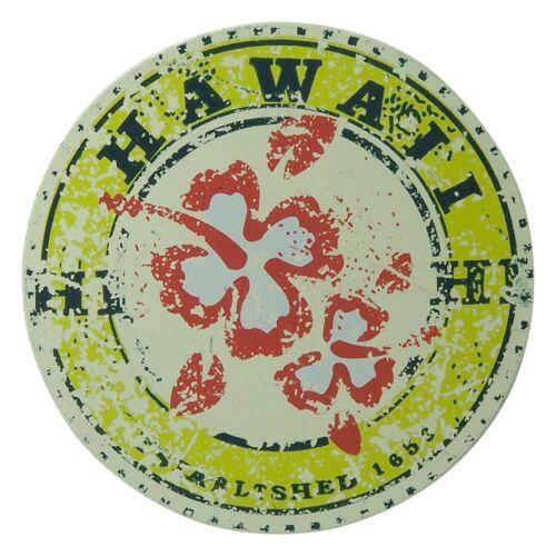 Hawaii Fleur Coloré Unisexe Fronhofer grande boucle de ceinture Hawaii 4 cm boucle