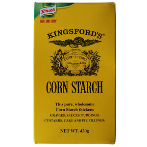 Knorr Kingsford's Corn Starch   420 G by Ebay Seller