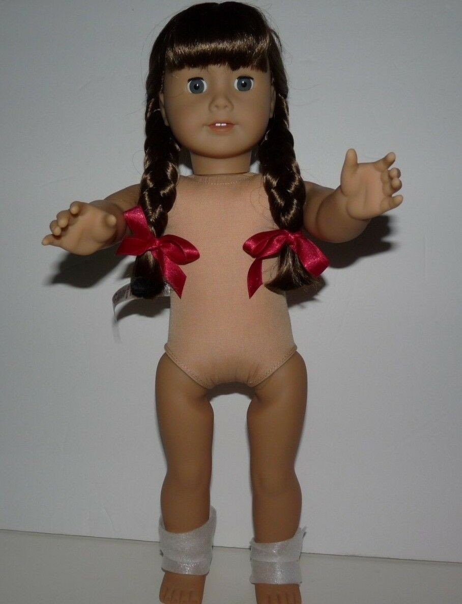 American Girl Doll Beforever Molly McIntire Nude With Ribbons NEW