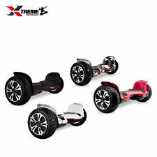 XTREME Hoverboard Scooter Off Road Electric Balancing Smart Terrain Skateboard