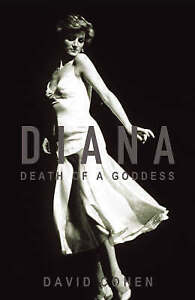 """VERY GOOD"" Diana: Death of a Goddess, Cohen, David, Book"