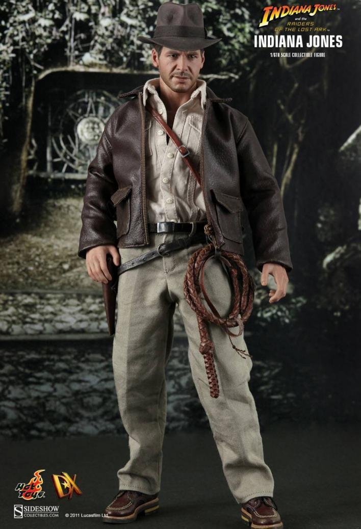 Hot Toys 1 1 1 6 Indiana Jones Raiders of the Lost Ark DX05 bdb93b