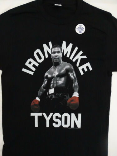 Mike Tyson Iron Mike Boxing World Champion Officially Licensed T-Shirt