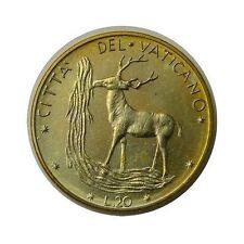 elf Vatican City 20 Lire 1971 Pope Paul VI  Red Deer