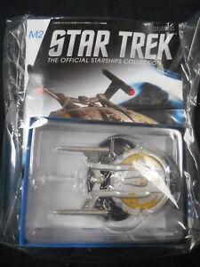 STAR TREK STARSHIPS COLLECTION #M2 MIRROR UNIVERSE SPECIAL ENTERPRISE NX-01