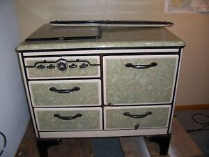 Norge Antique Gas Stove Ebay